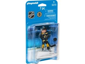 PLAYMOBIL 5073 NHL Hokejista Boston Bruins