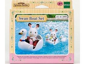Sylvanian Families 2885 Plavací labutě