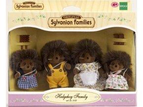 Sylvanian Families 4018 Ježčí rodinka
