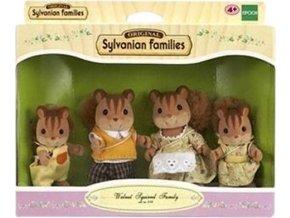 Sylvanian Families 4172 Veverčí rodinka