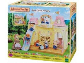 Sylvanian Families 5316 Dětská školka hrad