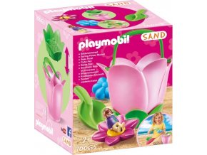 PLAYMOBIL® 70065 Sada na písek Tulipán