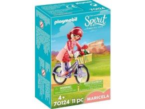 PLAYMOBIL® 70124 Maricela na kole