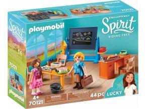 PLAYMOBIL® 70121 Třída slečny Floresové