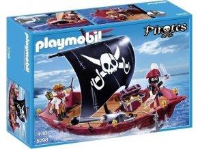 PLAYMOBIL® 5298 Loďka korzárů