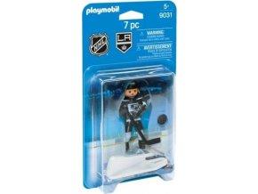 PLAYMOBIL® 9031 NHL Hokejista Los Angeles Kings