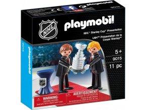 PLAYMOBIL 9015 NHL Stanley Cup