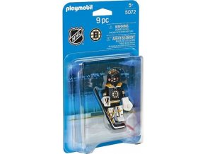 PLAYMOBIL® 5072 NHL Brankář Boston Bruins