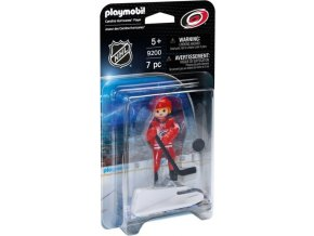 PLAYMOBIL 9200 NHL Hokejista Carolina Hurricanes