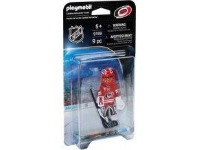 PLAYMOBIL® 9199 NHL Brankář Carolina Hurricanes