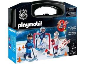 PLAYMOBIL® 9177 NHL Nájezdy na branku