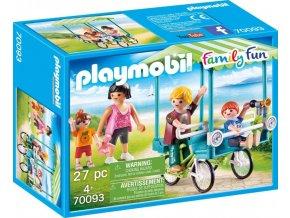PLAYMOBIL 70093 Cyklokára