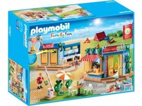 PLAYMOBIL® 70087 Velký kemp