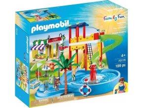 PLAYMOBIL® 70115 Vodní park