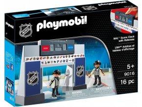 PLAYMOBIL 9016 NHL Ukazatel skóre