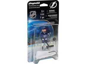 PLAYMOBIL 9186 NHL Hokejista Tampa Bay Lightning