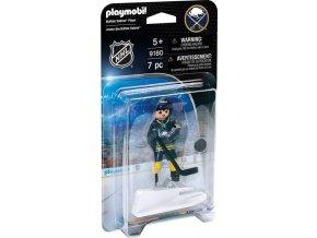 PLAYMOBIL® 9180 NHL Hokejista Buffalo Sabres