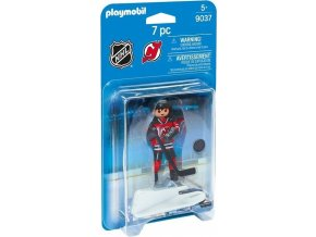 PLAYMOBIL 9037 NHL Hokejista New Jersey Devils