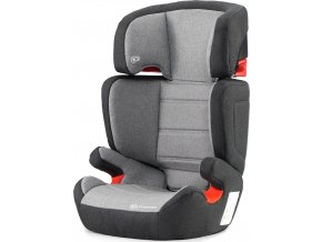 Kinderkraft Autosedačka Junior Fix Isofix Black / Gray 15-36kg 2019
