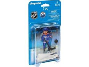PLAYMOBIL® 9023 NHL Hokejista Edmonton Oilers