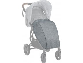 valco baby Nánožník ke kočárku Valco Snap 4 Trend Grey Marle