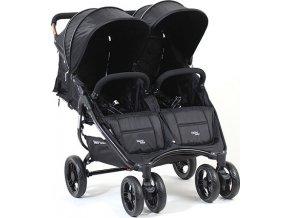 valco baby Kočárek sportovní Valco Snap Duo Black černá/černá
