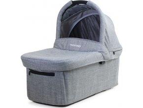 valco baby Korbička ke kočárku Valco Snap Ultra Trend Grey Marle