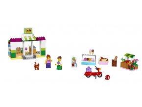 LEGO Juniors Supermarket v kufříku