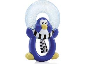 Nuby Kousátko chladivé s gelem tučňák 1ks, 3m+