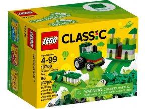LEGO Creator 10708 Zelený kreativní box