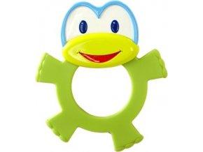 Bright Starts Kousátko Dancing Teether Friends Zelené 3m+