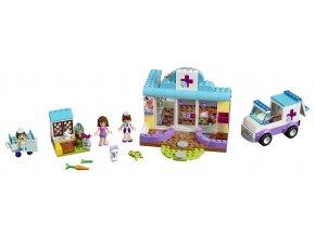 LEGO Juniors Mia a veterinární klinika