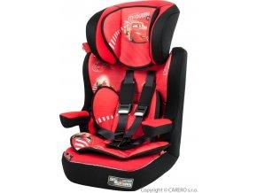 Autosedačka Nania I-Max Sp Lux Cars 2016 red