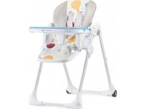 Kinderkraft Židlička jídelní YUMMY multi Kinderkraft
