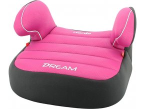 Autosedačka-podsedák Nania Dream Luxe 2019 pink