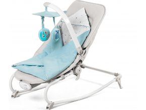 Kinderkraft Lehátko 3v1 Felio Light Blue Kinderkraft 2019