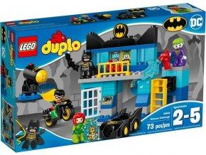 LEGO DUPLO 10842 Výzva Batcave