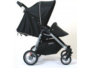 valco baby Nánožník na kočík Valco Snap 4 Black