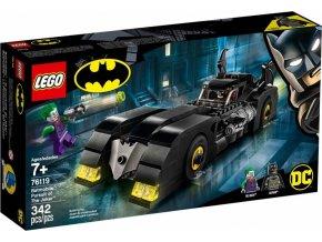 LEGO Super Heroes 76119 Batmobile™: pronásledování Jokera