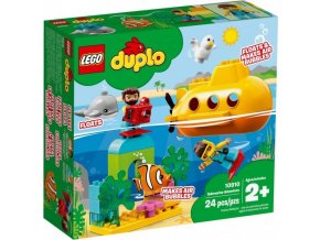 LEGO DUPLO 10910 Dobrodružství v ponorce