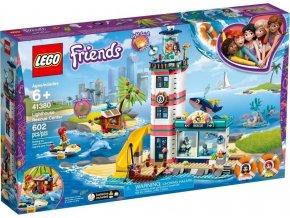LEGO Friends 41380 Záchranné centrum u majáku