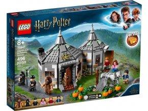 LEGO Harry Potter™ 75947 Hagridova bouda: Záchrana Klofana