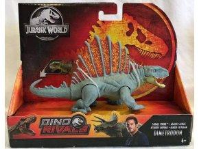 Jurský svět Dino Ničitel Dimetrodon 20cm