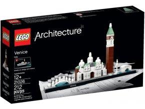 LEGO Architecture 21026 Benátky