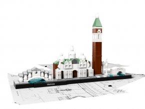 LEGO Architekt Benátky