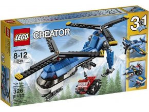 LEGO Creator 31049 Vrtulník se dvěma vrtulemi