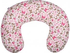 Kojící polštář New Baby růžový