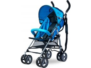 Golfový kočárek CARETERO Alfa blue 2016