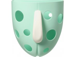 BabyOno Box na hračky do vany zelená