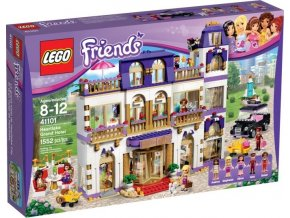 LEGO Friends 41101 Hotel Grand v městečku Heartlake